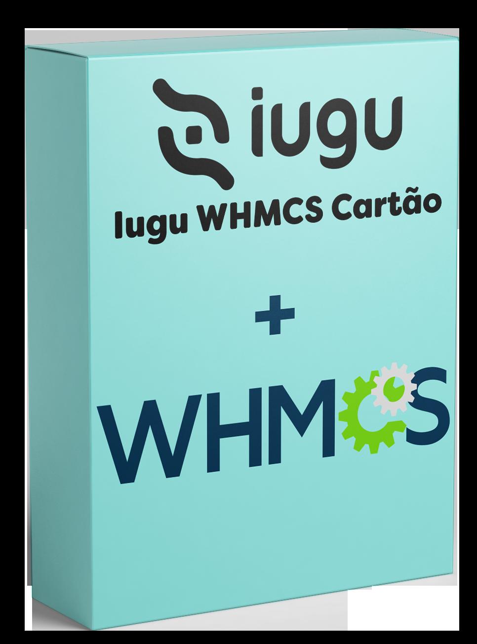 Iugu WHMCS Cartão